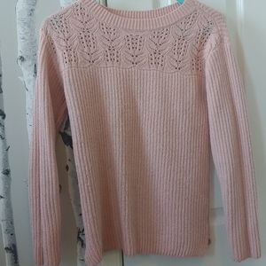 St Johns Bay pink sweater